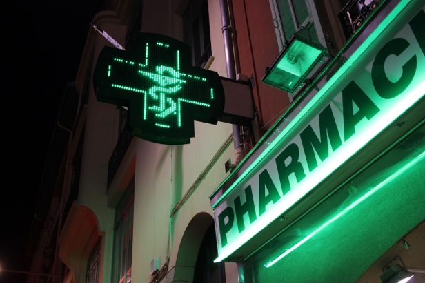 pharmacie à Strasbourg