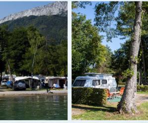 Découvrir la Savoie en séjournant au Camping du lac Bleu (Annecy) !