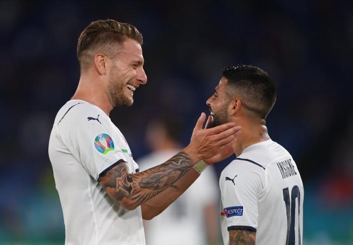 L'Italie donnée vainqueur de sa rencontre en demi-finale de l'Euro 2020 face à l'Espagne