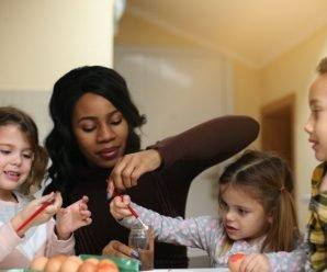 Trouver une baby-sitter grâce à l'agence Cartable & Pyjama